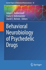 Behavioral Neurobiology of Psychedelic Drugs